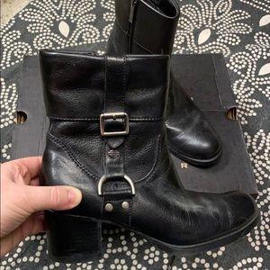 Harley-Davidson casual cuff boots